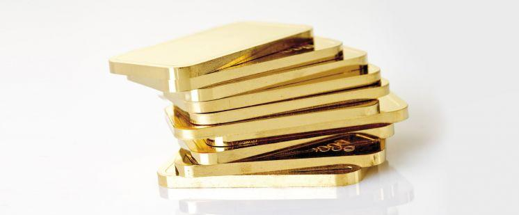 Investitionen in physisches Gold